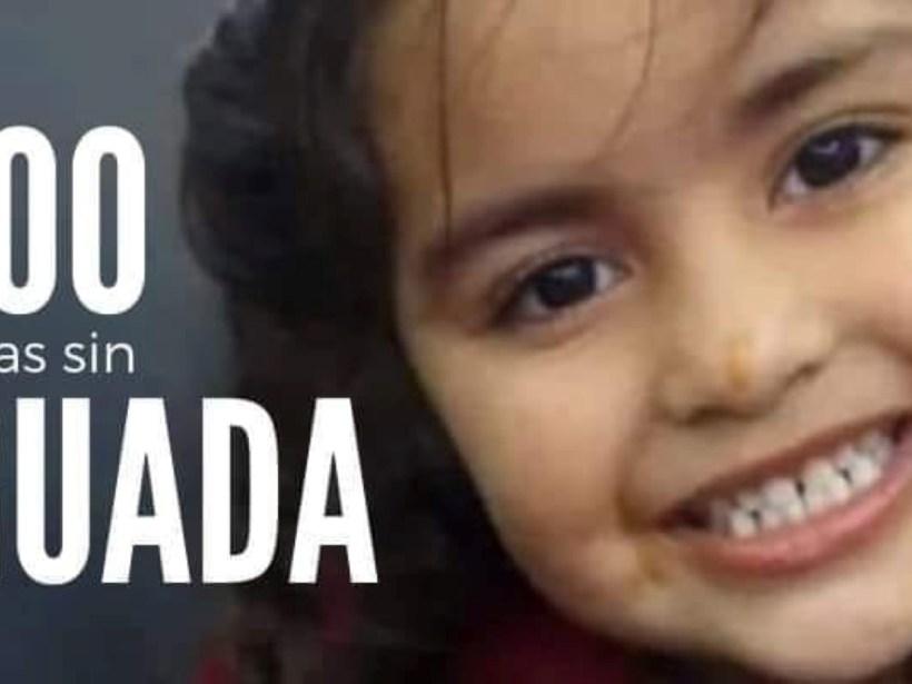 caso guadalupe: niña desparecida