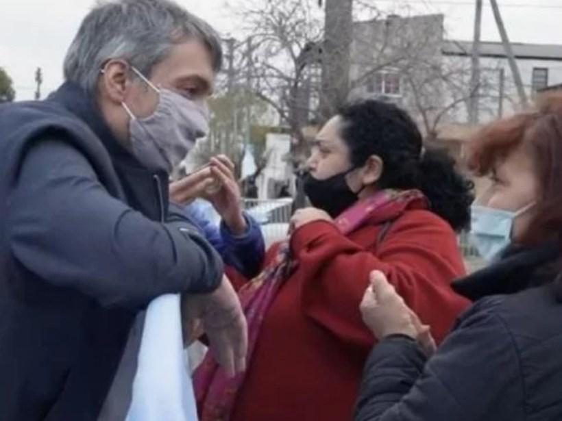 Cristina Kirchner llamó a Máximo