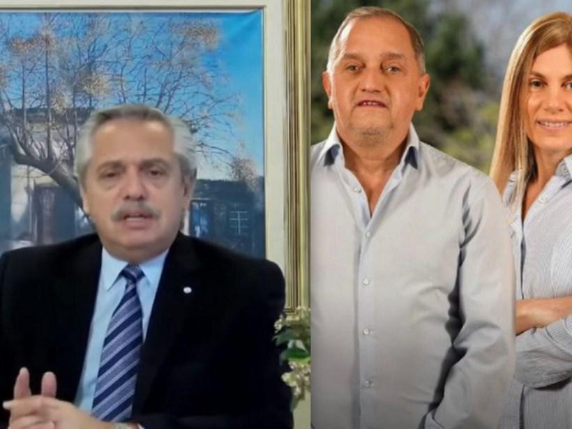 Alberto y Linares
